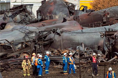 Canada Suspends License of Railroad in Quebec Disaster