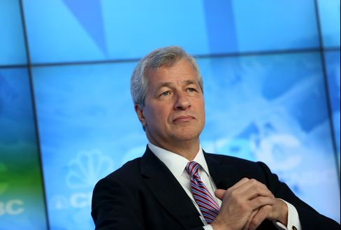 JPMorgan Chase & Co. Chairman Jamie Dimon