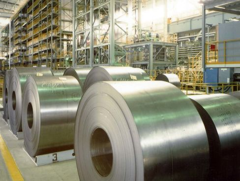 Nippon Steel Expects Exports to 'Suffer'