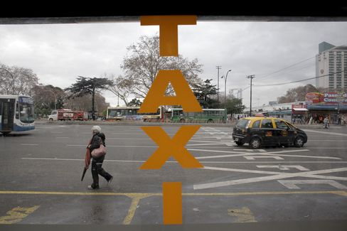 Taxi Stand
