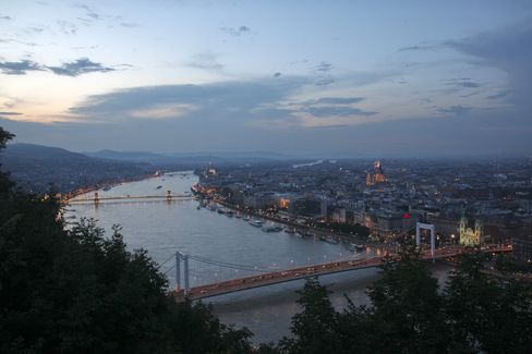 Danube Decay Hinders Rhine Link to Leave Shippers Blue