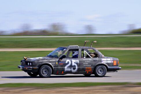 Bucksnort Racing BMW 325e