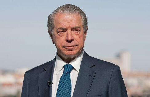 Banco Espirito Santo CEO Ricardo Salgado