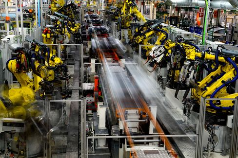 Volkswagen AG's Seat Automobile Plant in Martorell