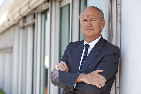 L'Oreal SA CEO Jean-Paul Agon