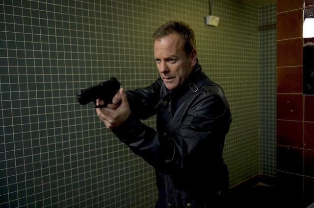 Jack Bauer has a plan.Source: Foxvia Getty Images