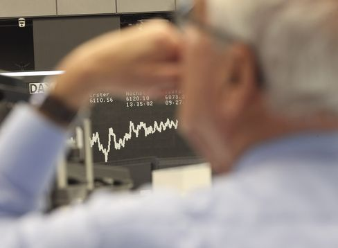 Debt Woes No Drag for Europe Stocks