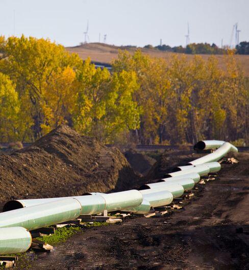 Senate Rejects Ban on Keystone Oil Exports