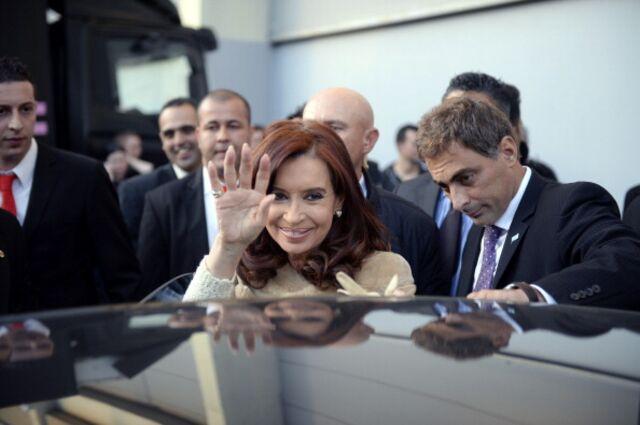 Cristina Fernandez de Kirchner's gamble won't pay off.