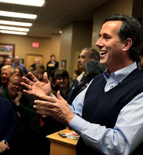 Santorum's Rural Win Show Farm Vote Not To Be Ignored