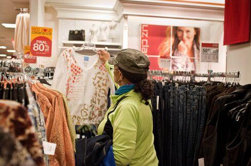 Consumer Comfort in U.S. Increases