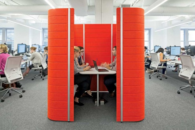 Cozy In Your Cubicle An Office Design Alternative May