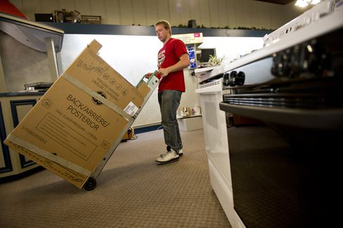 Bookings for U.S. Durable Goods Probably Increased in April