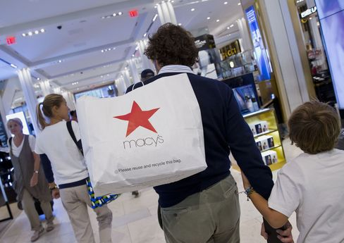 Macy's Profit Trails Estimates