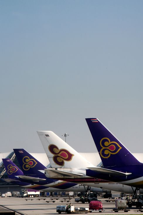 Thai A380s Bolster Challenge to Singapore Air