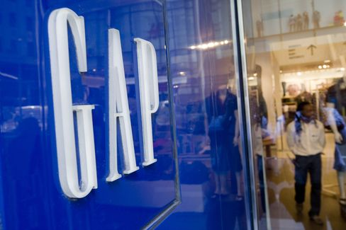 Gap, Limited Brands Post October Sales Gains After Discounts