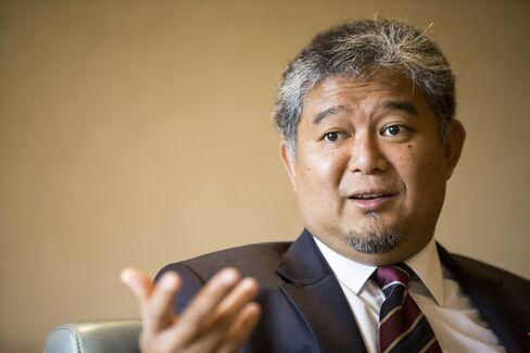 Malaysia Airports Holdings CFO Faizal Mansor