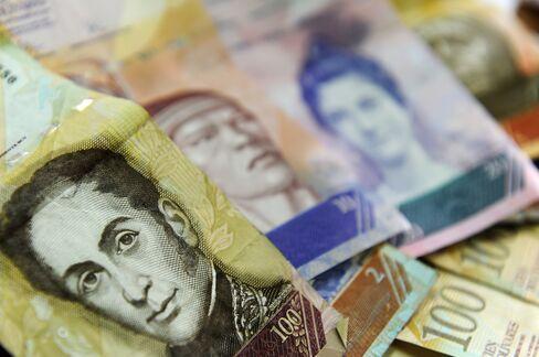 P&G Bracing for 'Large' Venezuela Devaluation After Election