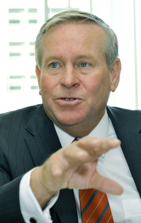 Premier of Western Australia Colin Barnett