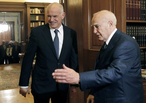 Greek Unity Deal Is in Disarray Amid Squabbles on Premier