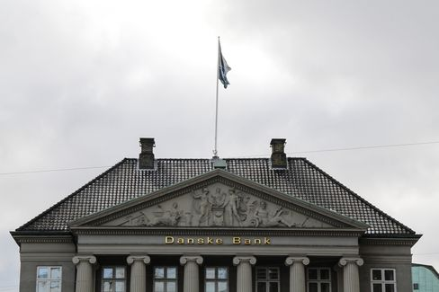 Danske Bank ROE Target in Jeopardy as Crisis Rates Prove Sticky