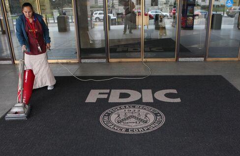 U.S. Bank Deposits Drop Most Since 9/11 As FDIC Support Ebbs