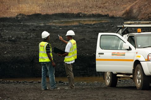 Rio Tinto Said to Mull Riversdale Coal Asset Sale After Review