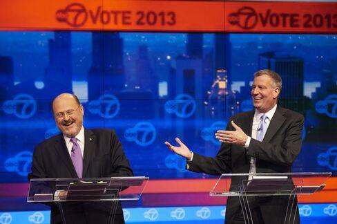 NYC Mayoral Debate