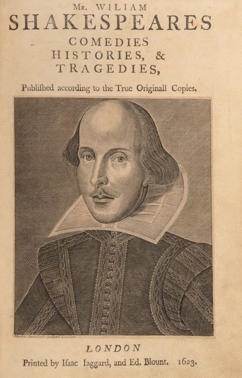 The Arundel First Folio
