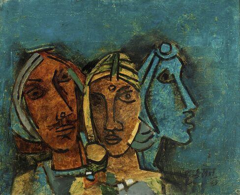 Three Heads