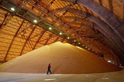 Uralkali Potash Storage Facility
