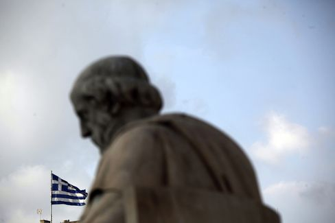 IMF Says Greece Must Move Away From Across-the-Board Budget Cuts