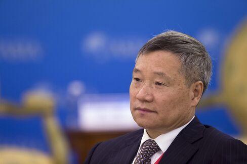 China Securities Regulatory Commission Chairman Xiao Gang