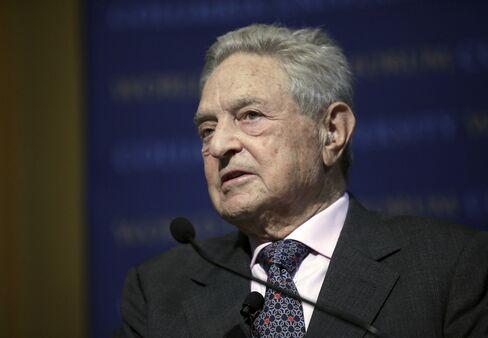 Billionaire Investor George Soros