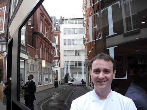 Michelin-Starred Chef Jason Atherton Picks British Sandwiches