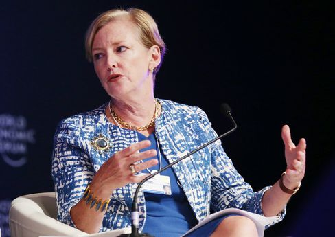 DuPont Co. Chairman and Chief Executive Officer Ellen Kullman