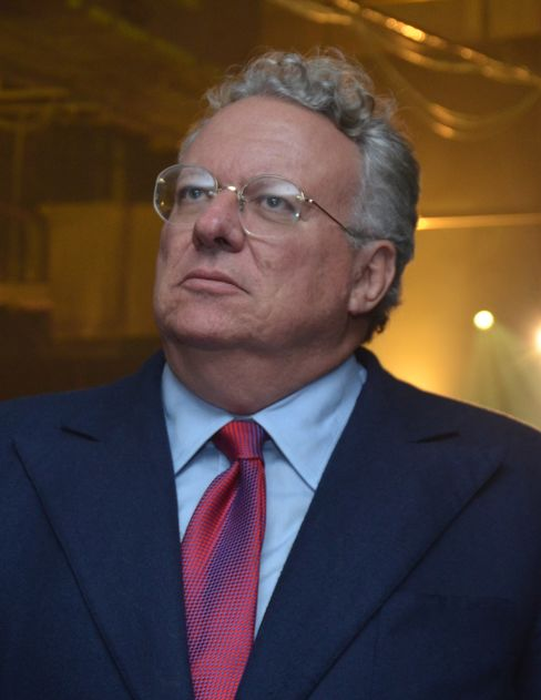 Sotheby's CEO William Ruprecht