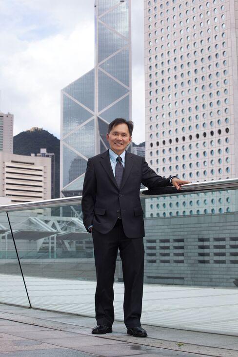 John Wong of Oberweis