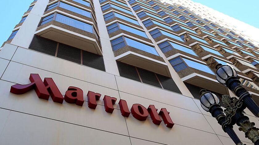 Marriott CEO Still Bullish on 2016 Growth - Bloomberg Business