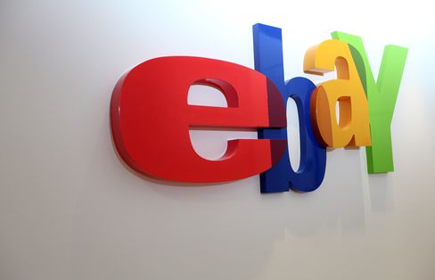 The EBay Inc Logo