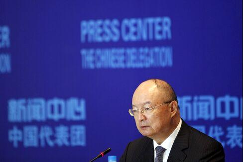 Chen Yuan, chairman of China Development Bank Corp.