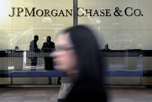 JPMorgan Slips on Report of Trading Loss Widening to $9 Billion