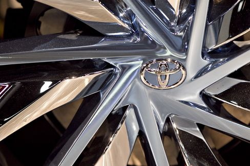 Toyota Leads J.D. Power Dependability Study While Ford