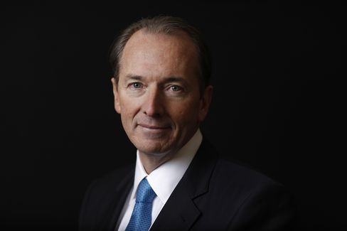 Morgan Stanley Chief Executive Officer James Gorman