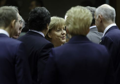 Advocates of EU Debt Crisis Endgame Have