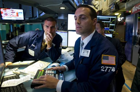 U.S. Stocks Wrap