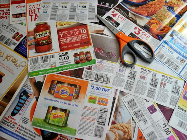 If only someone would clip the coupons for you, saving for retirement would be easy.Photographer: Karen Bleier/AFP/Getty Images