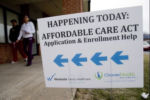 Affordable Care Act Application And Enrollment