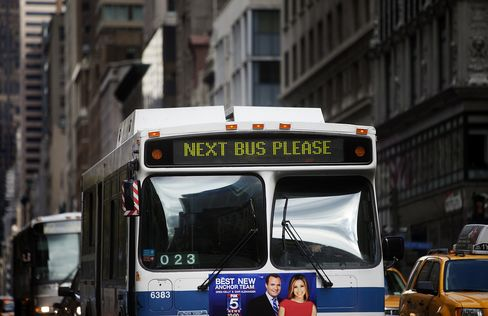 N.Y. MTA Labor Talks Drag as Union Fights Part-Time Bus Drivers