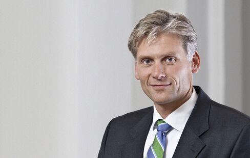 Danske Bank CEO Thomas Borgen